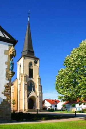 Hasborn Kirche