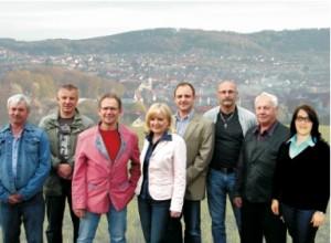 Das SPD-Team für Hasborn-Dautweiler