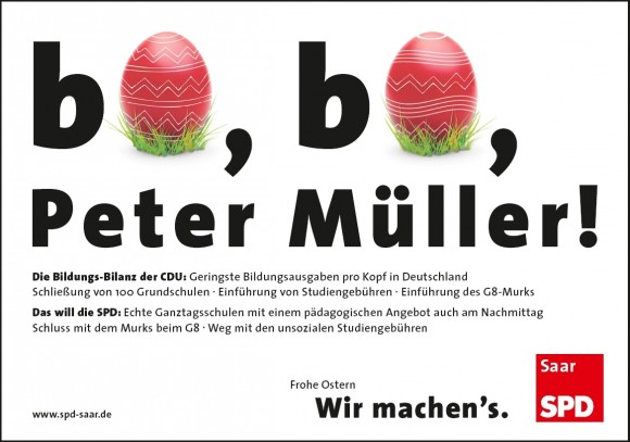 Frohe Ostern 2009